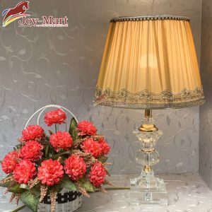 đèn bàn pha lê phòng ngủ phòng khách đẹp tại joymart mb1075