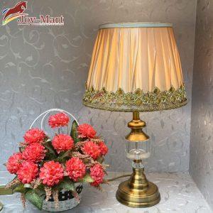 đèn bàn trang trí pha lê giá rẻ chất lượng mb1016