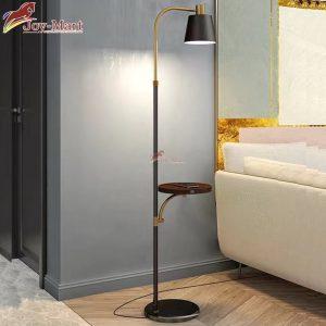 đèn cây đứng kiểu mới tích hợp USB ml5115