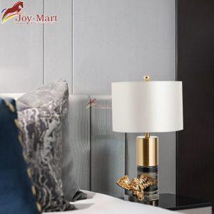 đèn bàn trang trí phòng khách mb572bk