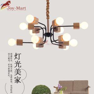 đèn chùm châu âu hiện đại 8 bóng giá rẻ mch3970