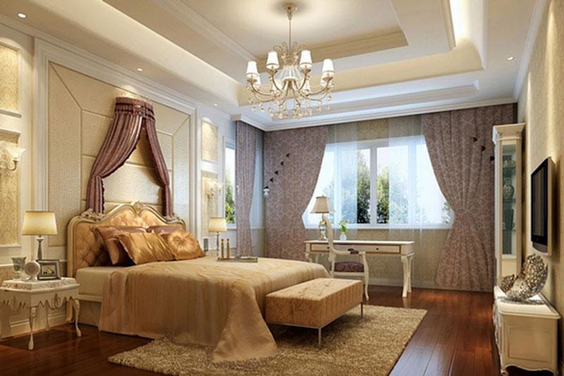 5 Loại đèn trang trí phòng ngủ được lựa chọn nhiều nhất hiện nay