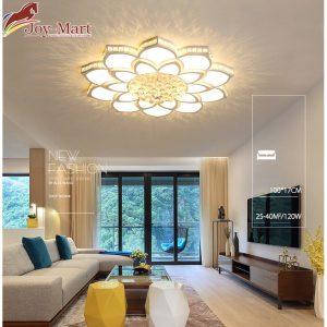 đèn ốp trần trang trí phòng khách chung cư mop1801-800