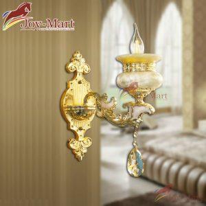 đèn treo tường đồng đá đẹp và rẻ tại hà nội mt2099-1