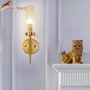 đèn treo tường phòng khách mạ đồng cao cấp mt8420-1