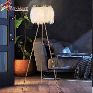 đèn cây đứng trang trí phòng khách đẹp số 1 hà nội hồ chí minh ml1008